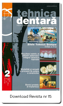 Revista das dental labor Romania